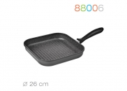 Patelnia grillowa 26cm MARMO INDUCTION Granchio
