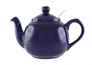 Dzbanek z filtrem 1,2 l, cobalt blue London Pottery
