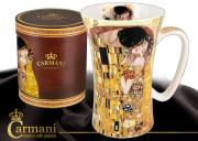 Kubek Big Gustav Klimt The Kiss 650 ml Carmani
