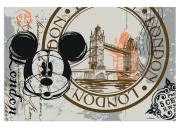 Podkładka London 45 x 30 cm MICKEY MOUSE City Disney Egan