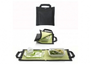 Torba na LUNCH BOX czarna Black+Blum
